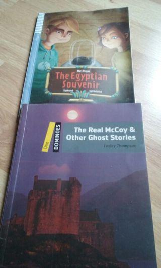 Lote de Libros en Ingles con CD's