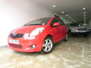 Toyota Yaris 1.3 VVT-i 87cv TOM-TOM EDITION 2007