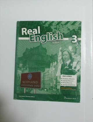 Real English Workbook 3º ESO