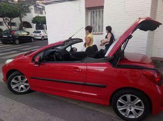 Peugeot 207 cc descapotable sport