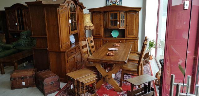Mueble salon rustico de segunda mano por 1 en arganda - Mueble rustico segunda mano ...