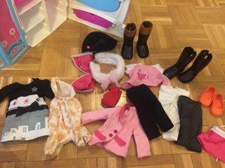 Armario Nancy y ropa