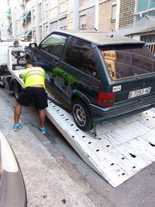 Despiece Seat Ibiza Sport Line