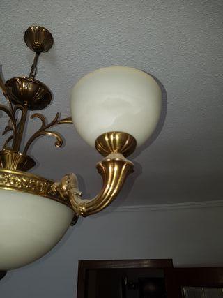 lampara clasica