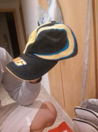gorra oficial Valentino Rosi