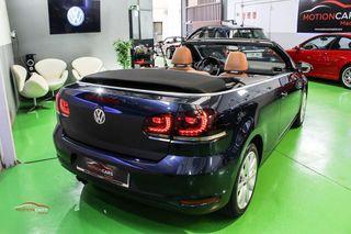 Volkswagen Golf Cabrio 1.4 tsi 160cv DSG