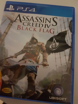 Juego ps4 ASSANSSI,S CREED