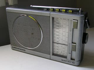 RADIO-GRUNDIG MUSIC BOY 160