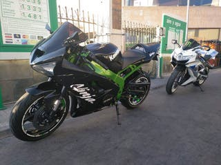 Kawasaki zx6r ( 2004)
