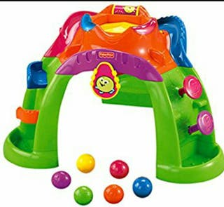 Fisher-Price Volcan bolitas saltarinas