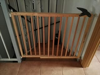 valla escalera seguridad