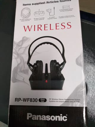 Auriculares inhalambricos