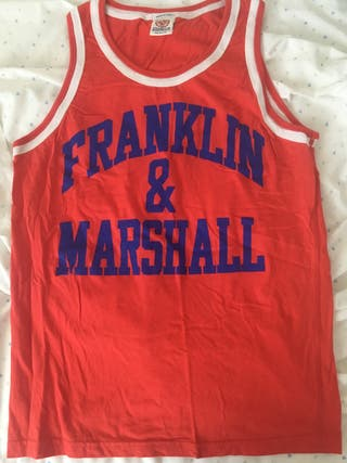 Camiseta Franklin & Marshall,Original.