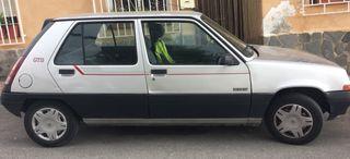 Renault 5 en perfecto estado gasta muy poco,