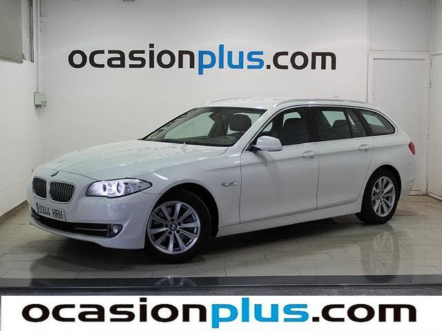 BMW Serie 5 520d Touring 135 kW (184 CV)
