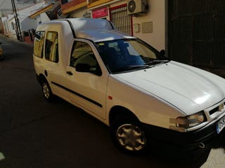 SEAT Inca 1.4i Año 2003