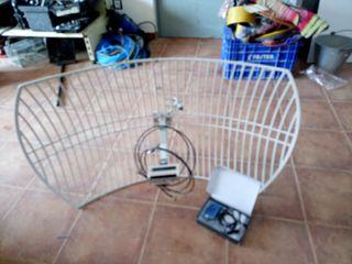 Antena wifi receptora