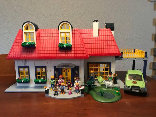 Casa moderna playmobil de segunda mano por 110 en for Casa moderna playmobil 5574