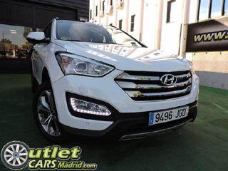 Hyundai Santa Fe 2.2 CRDI Style Aut. 4x4 7 Plazas 145 kW (197 CV)