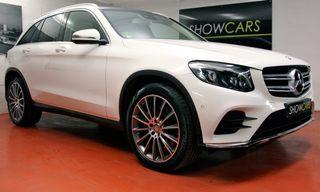 Mercedes-Benz GLC RE-ESTRENO // PACK AMG // 4X4