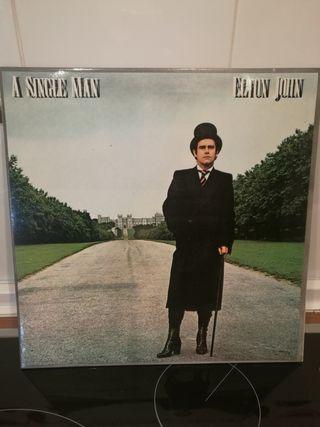 Disco vinilo Elton John - A single man