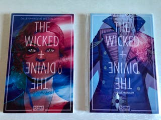 The Wicked + The Divine 1 y 2