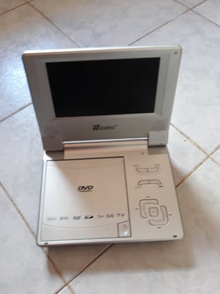 se vende dvd portatil