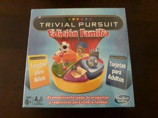 Juego Trivial Pursuit Edición Familia