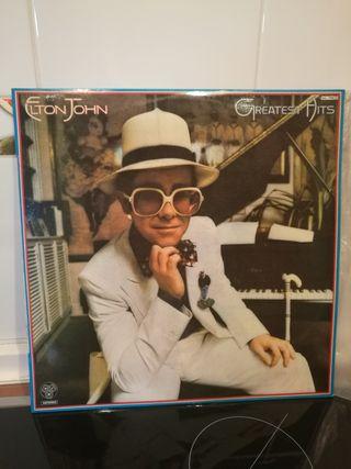 disco vinilo Elton John - Greatest Hits