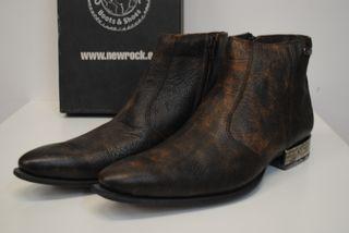 """Zapato """"New Rock"""", m2260 arcilla, sin es, talla 44"""