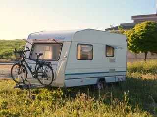 Caravana Knaus Eifelland menos 750 kg. No pasa ITV