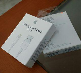 cable iphone original . precintado dispongo de 2