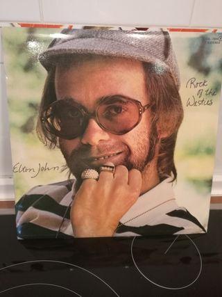 Disco vinilo Elton John - Rock of the Westies