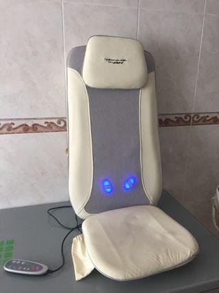 Respaldo masaje