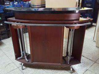Antiguo mueble bar Vintage