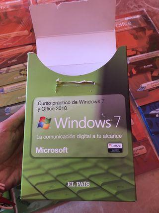 Curso Windows 7 y Office 2010