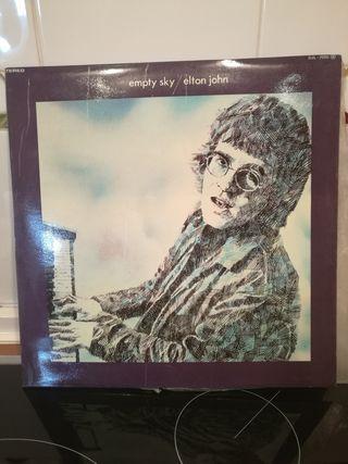 Disco vinilo Elton John - Empty sky