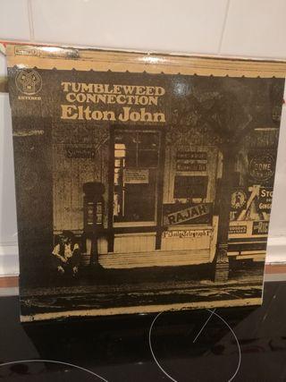 Disco vinilo Elton John - Tumbleweed connection