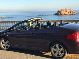 Peugeot 307 cc cuero, automático, tope de gama