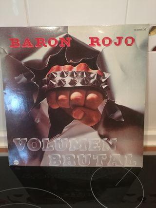 Disco vinilo Barón Rojo - Volumen Brutal