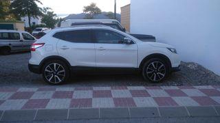 Nissan Qashqai 2015 teckna premium