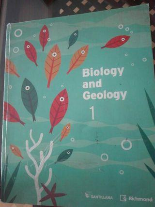 libro biology 1 eso