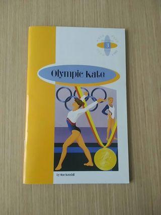 Olimpic Kate.Burglinton books.
