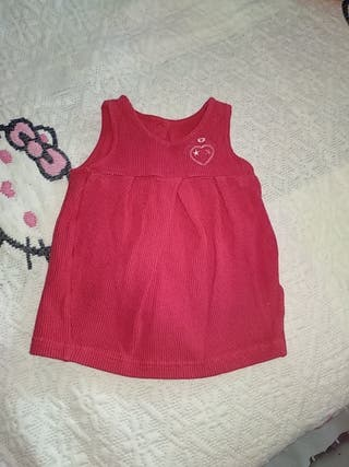 vestido bebe 3 meses