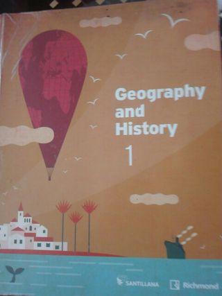 libro geography 1 eso