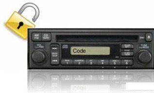 Codigo radio desbloqueo coche