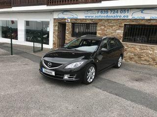 Mazda 6 2.0 CRTD SW