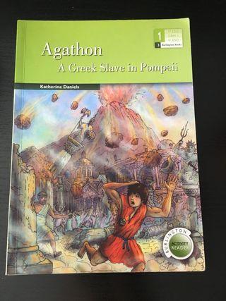 agathon a greek slaven in pompeii