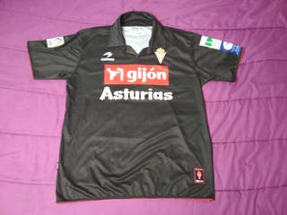 Camiseta Sporting Gijón