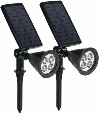 Foco LED solar C6